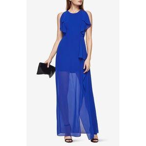 Dark blue BCBG maxi dress
